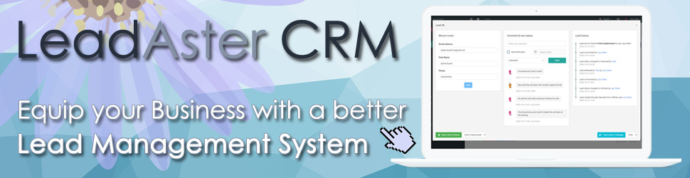 Lead Management System for Businesses